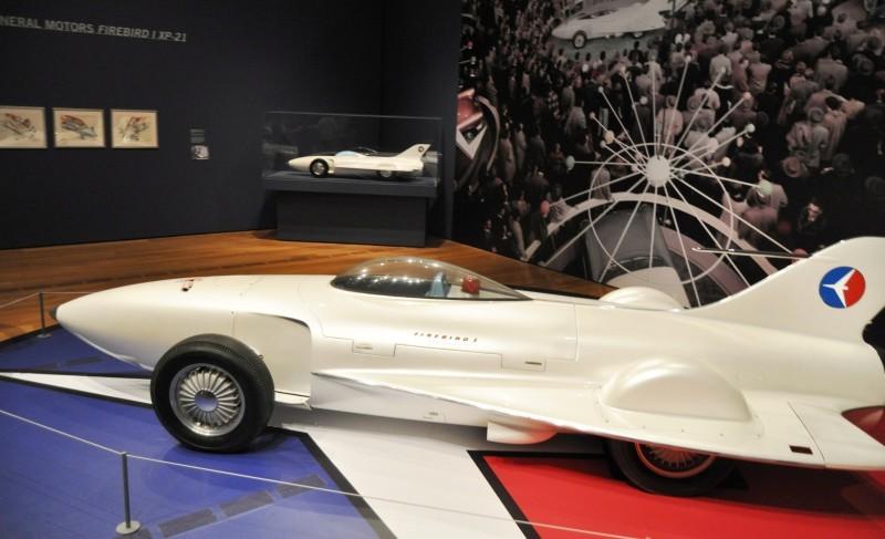 Car-Revs-Daily.com Atlanta Dream Cars Showcase - 1953 Firebird I XP-21 By General Motors 18