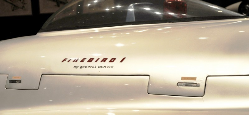 Car-Revs-Daily.com Atlanta Dream Cars Showcase - 1953 Firebird I XP-21 By General Motors 30