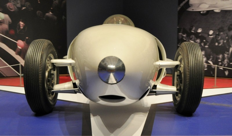 Car-Revs-Daily.com Atlanta Dream Cars Showcase - 1953 Firebird I XP-21 By General Motors 9