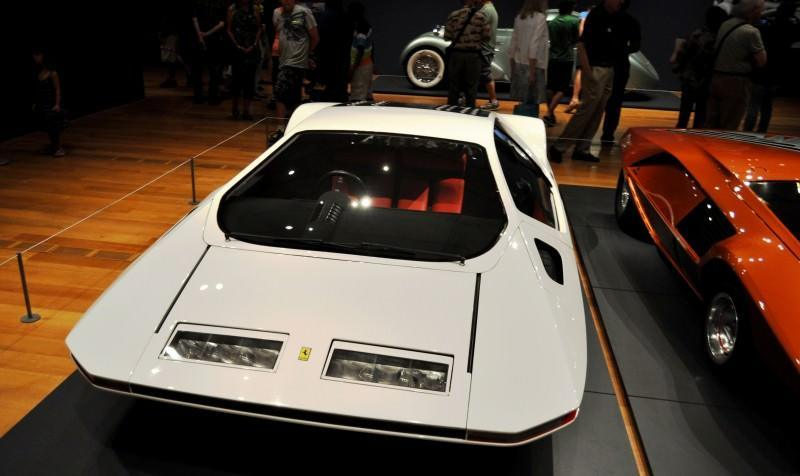 Car-Revs-Daily.com Atlanta Dream Cars Showcase - 1970 Ferrari 512 S Modulo by Pininfarina 22