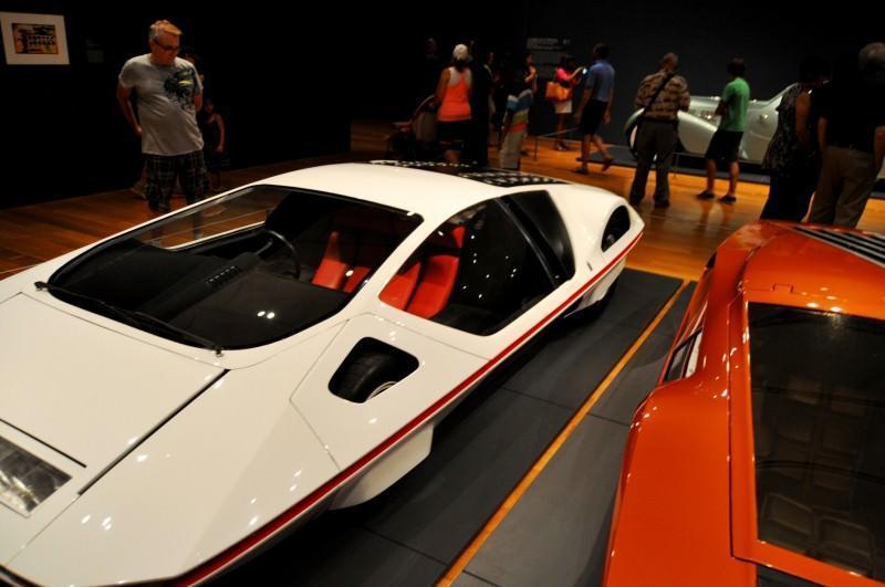 Car-Revs-Daily.com Atlanta Dream Cars Showcase - 1970 Ferrari 512 S Modulo by Pininfarina 28