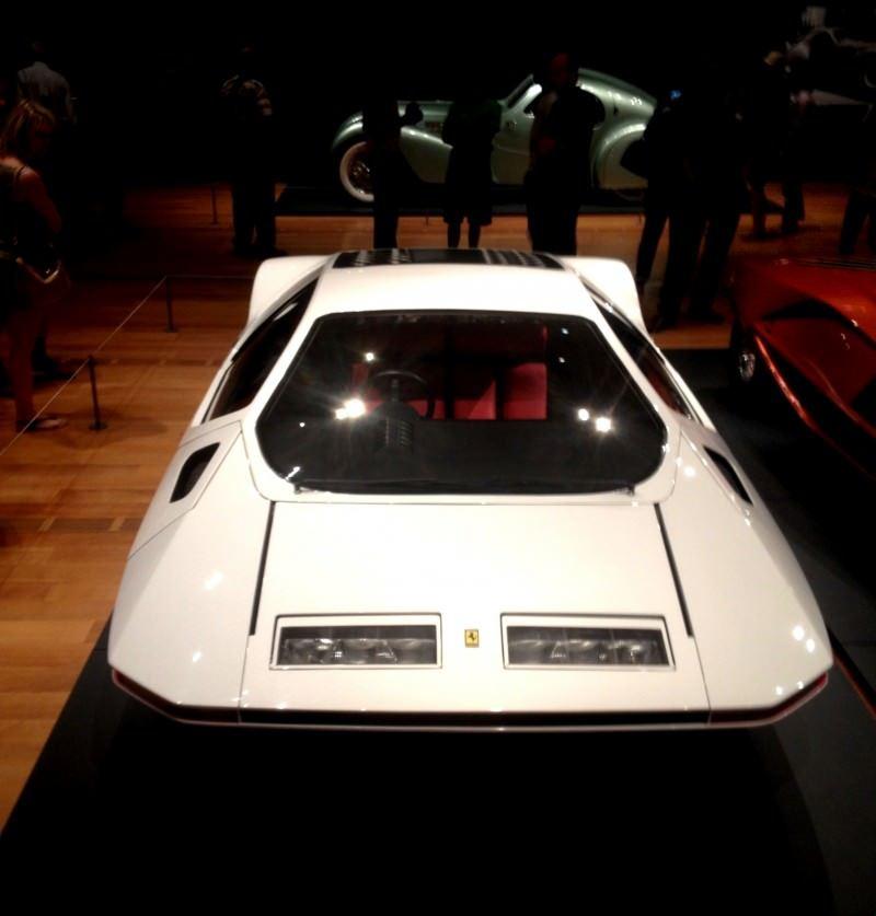 Car-Revs-Daily.com Atlanta Dream Cars Showcase - 1970 Ferrari 512 S Modulo by Pininfarina 51