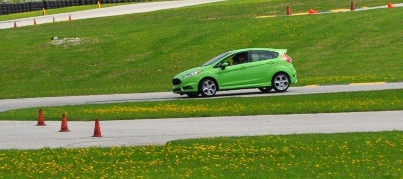 Car-Revs-Daily.com Best of Awards - Autocross Pocket Rocket - 2014 Ford Fiesta ST 18