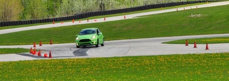 Car-Revs-Daily.com Best of Awards - Autocross Pocket Rocket - 2014 Ford Fiesta ST 21