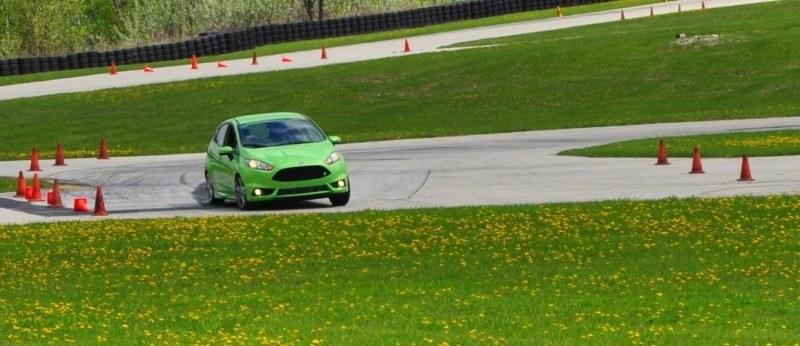 Car-Revs-Daily.com Best of Awards - Autocross Pocket Rocket - 2014 Ford Fiesta ST 22