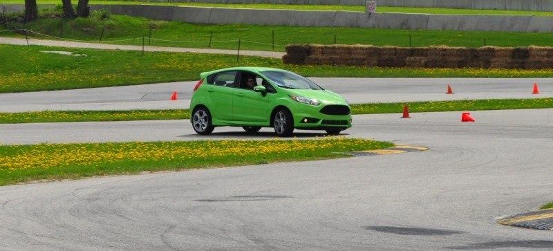 Car-Revs-Daily.com Best of Awards - Autocross Pocket Rocket - 2014 Ford Fiesta ST 25