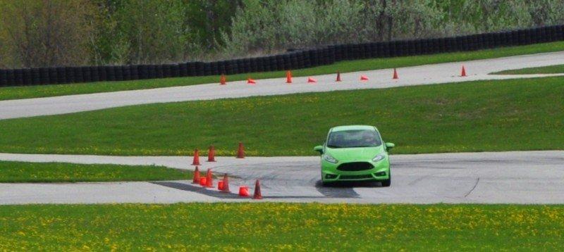 Car-Revs-Daily.com Best of Awards - Autocross Pocket Rocket - 2014 Ford Fiesta ST 3
