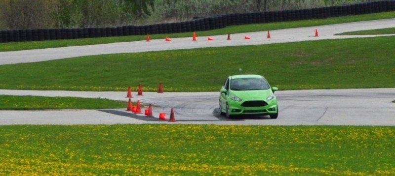 Car-Revs-Daily.com Best of Awards - Autocross Pocket Rocket - 2014 Ford Fiesta ST 4