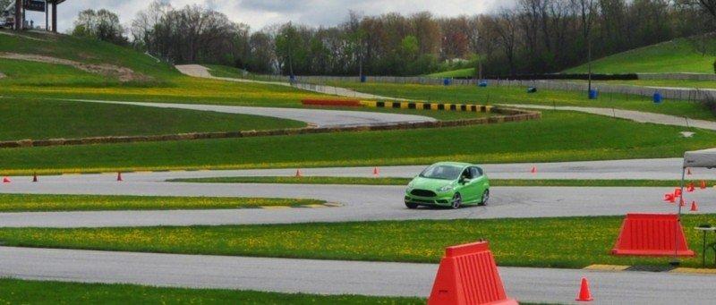Car-Revs-Daily.com Best of Awards - Autocross Pocket Rocket - 2014 Ford Fiesta ST 7