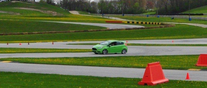 Car-Revs-Daily.com Best of Awards - Autocross Pocket Rocket - 2014 Ford Fiesta ST 9