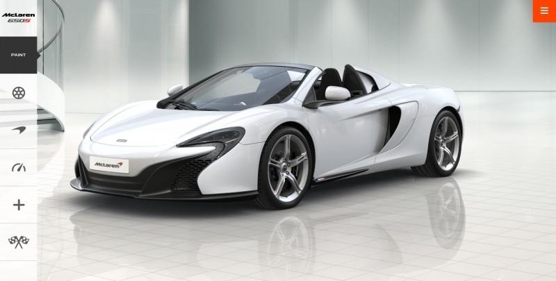 Car-Revs-Daily.com Builds a McLaren 650S Spider 2
