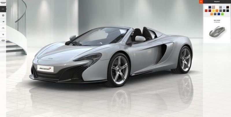 Car-Revs-Daily.com Builds a McLaren 650S Spider 6