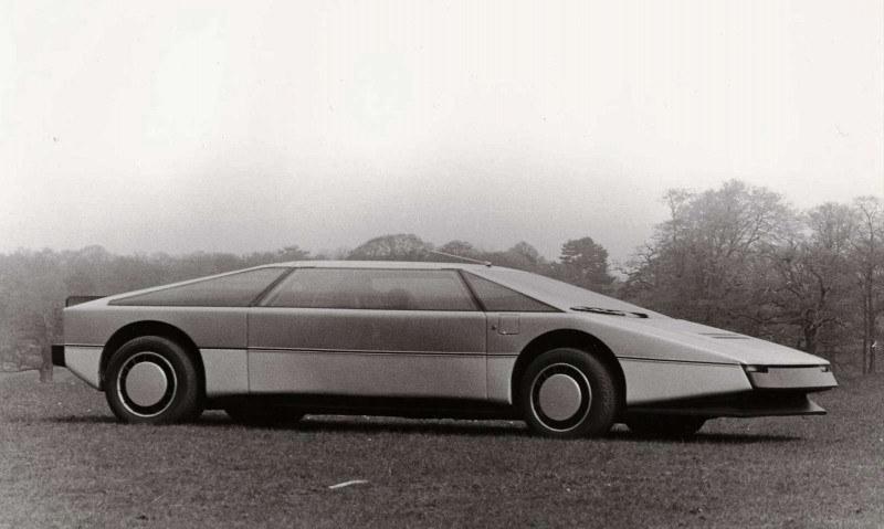 Car-Revs-Daily.com Concept Flashback - 1979 Aston Martin Bulldog vs 2014 Aston Martin DP-100 Vision GranTurismo 25