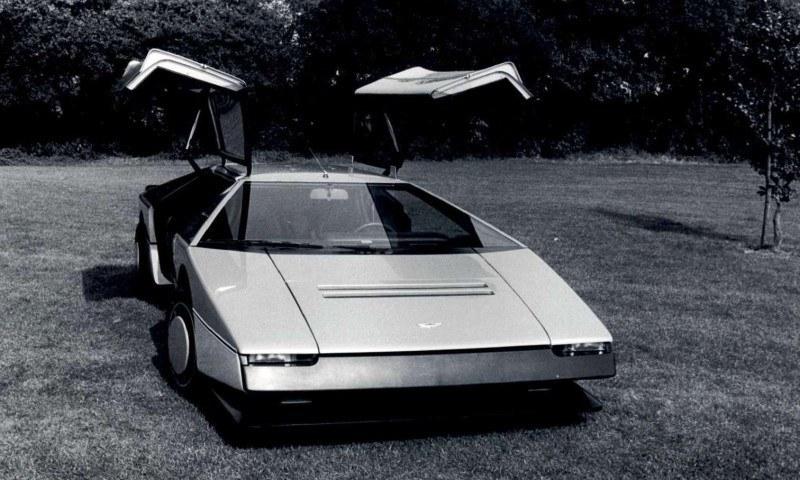 Car-Revs-Daily.com Concept Flashback - 1979 Aston Martin Bulldog vs 2014 Aston Martin DP-100 Vision GranTurismo 26
