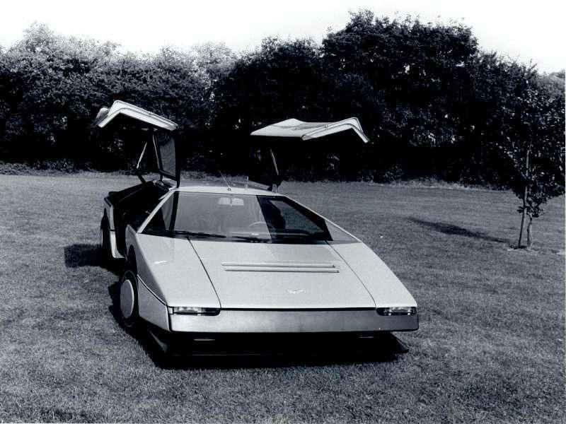 Car-Revs-Daily.com Concept Flashback - 1979 Aston Martin Bulldog vs 2014 Aston Martin DP-100 Vision GranTurismo 35