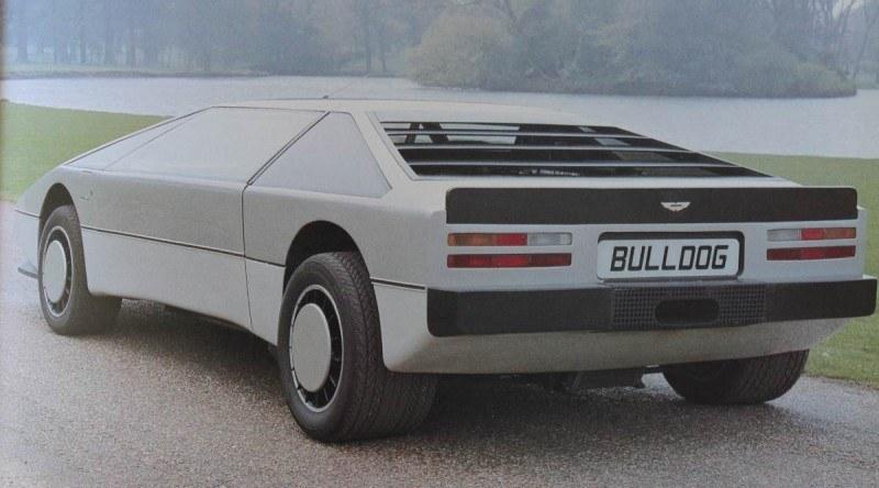 Car-Revs-Daily.com Concept Flashback - 1979 Aston Martin Bulldog vs 2014 Aston Martin DP-100 Vision GranTurismo 8