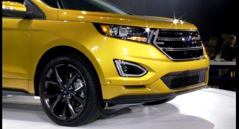 Car-Revs-Daily.com EXTERIOR GALLERY 2015 Ford Edge 17