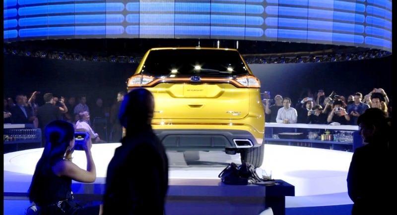 Car-Revs-Daily.com EXTERIOR GALLERY 2015 Ford Edge 3