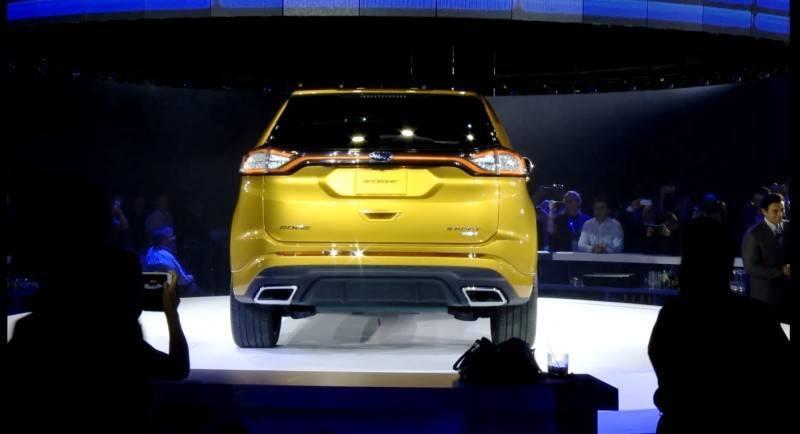 Car-Revs-Daily.com EXTERIOR GALLERY 2015 Ford Edge 4