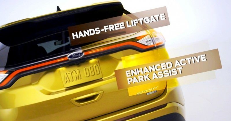 Car-Revs-Daily.com EXTERIOR GALLERY 2015 Ford Edge 40
