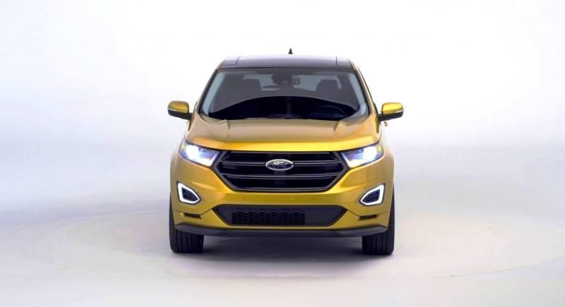 Car-Revs-Daily.com EXTERIOR GALLERY 2015 Ford Edge 46