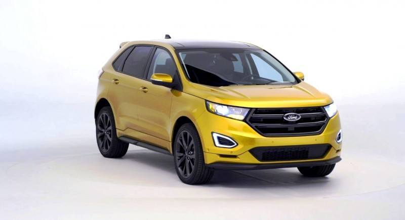 Car-Revs-Daily.com EXTERIOR GALLERY 2015 Ford Edge 56
