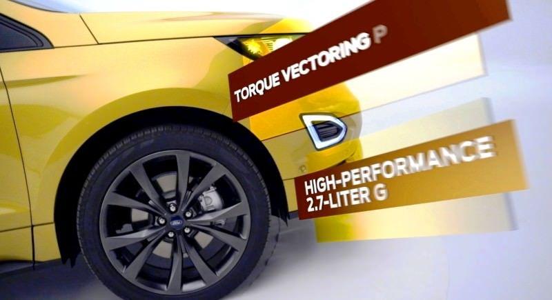 Car-Revs-Daily.com EXTERIOR GALLERY 2015 Ford Edge 66