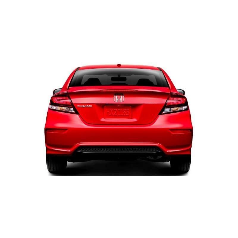 Car-Revs-Daily.com Exclusive 2016 USA Honda Civic Type R Renderings 9