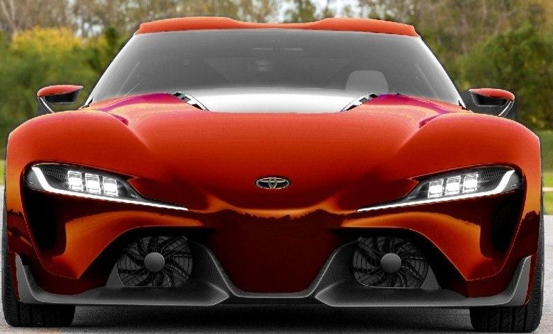 Car-Revs-Daily.com FT-1 Digital Colorizer - 150 Shades of 2016 TOYOTA SUPRA TURBO 49