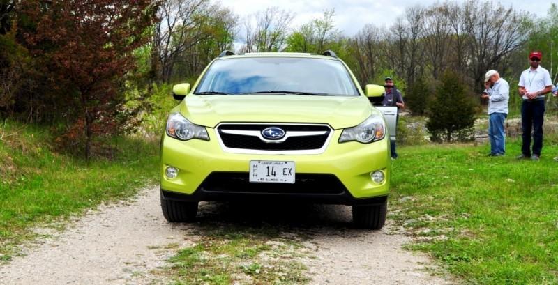 Car-Revs-Daily.com Goes Off-Roading in 2014 Subaru XV Crosstrek Hybrid 21