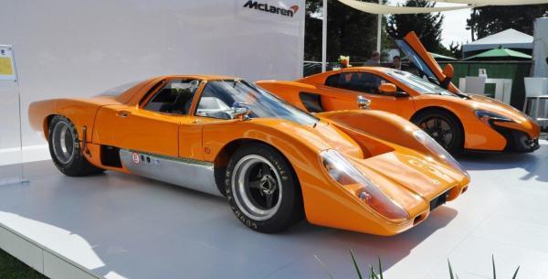 1969 Mclaren M6gt - Specs F1 And P1 54
