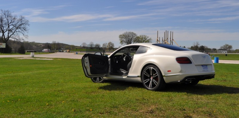 Car-Revs-Daily.com LOVES the 2014 Bentley Continental GT V8S 4