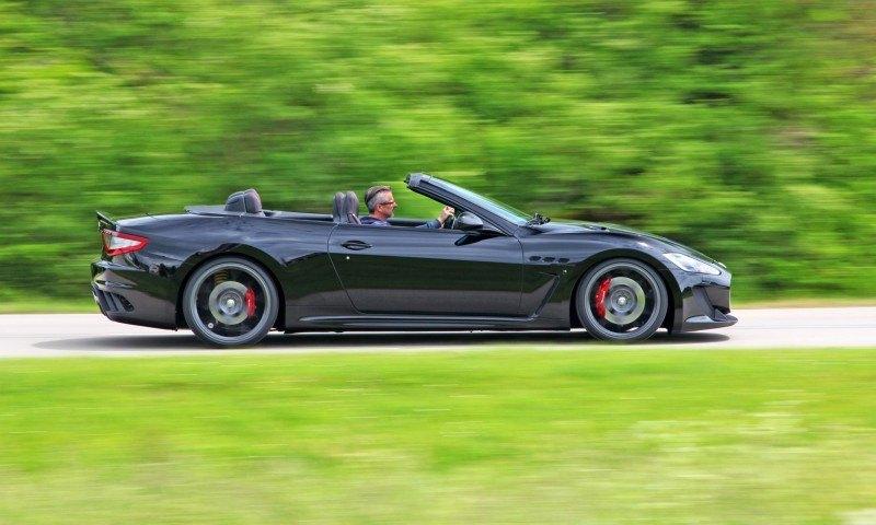 Car-Revs-Daily.com NOVITEC TRIDENTE Maserati GranCabrio MC Supercharged 25