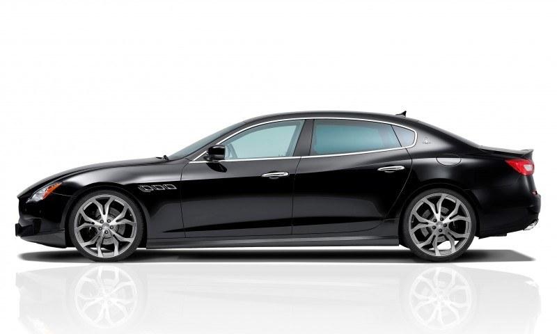 Car-Revs-Daily.com NOVITEC TRIDENTE Maserati Quattroporte 4