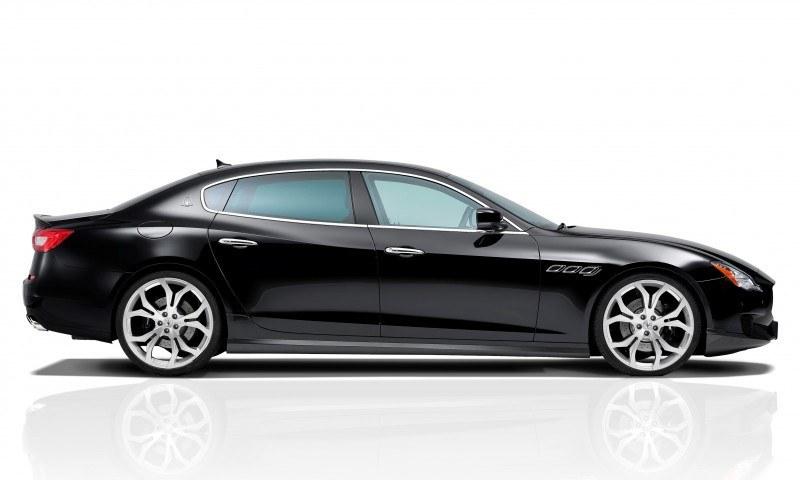 Car-Revs-Daily.com NOVITEC TRIDENTE Maserati Quattroporte 5
