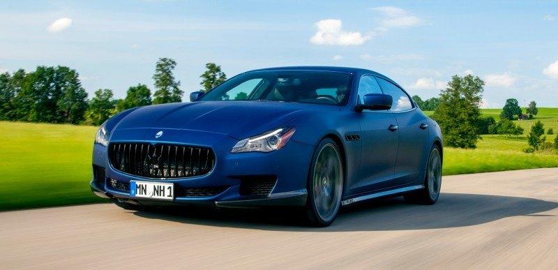 Car-Revs-Daily.com NOVITEC TRIDENTE Maserati Quattroporte 9
