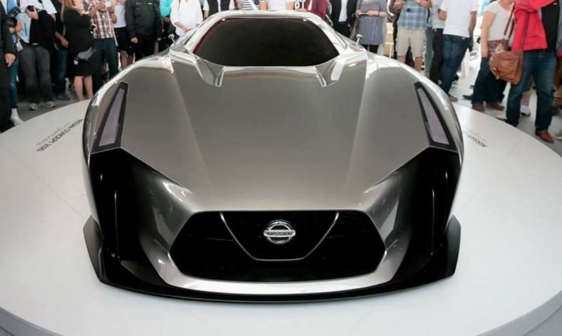 Car-Revs-Daily.com Nissan NC2020 Vision Gran Turismo Makes Real-Life Debut at Goodwood FoS 10