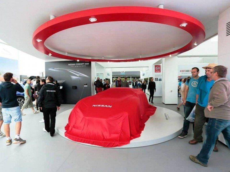 Car-Revs-Daily.com Nissan NC2020 Vision Gran Turismo Makes Real-Life Debut at Goodwood FoS 18