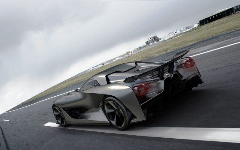 Car-Revs-Daily.com Nissan NC2020 Vision Gran Turismo Makes Real-Life Debut at Goodwood FoS 32
