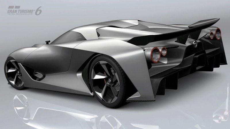 Car-Revs-Daily.com Nissan NC2020 Vision Gran Turismo Makes Real-Life Debut at Goodwood FoS 34