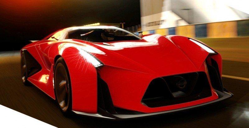 Car-Revs-Daily.com Nissan NC2020 Vision Gran Turismo Makes Real-Life Debut at Goodwood FoS 38