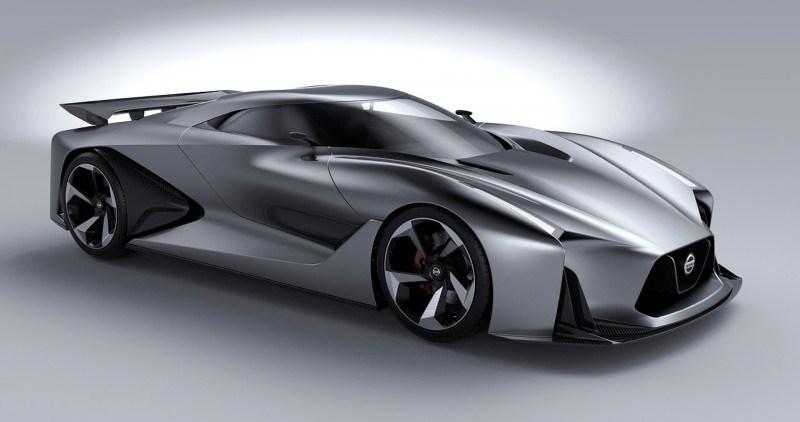 Car-Revs-Daily.com Nissan NC2020 Vision Gran Turismo Makes Real-Life Debut at Goodwood FoS 47