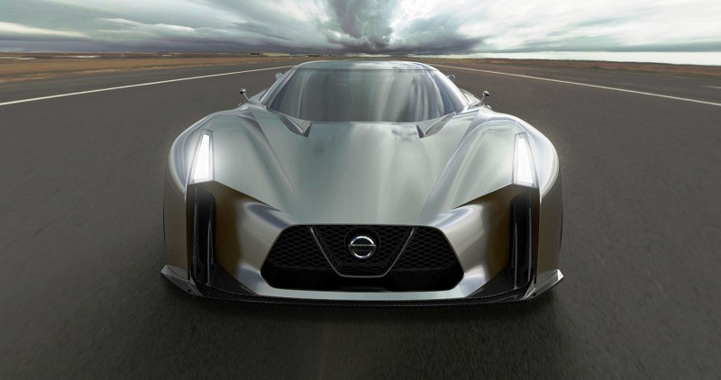 Car-Revs-Daily.com Nissan NC2020 Vision Gran Turismo Makes Real-Life Debut at Goodwood FoS 57