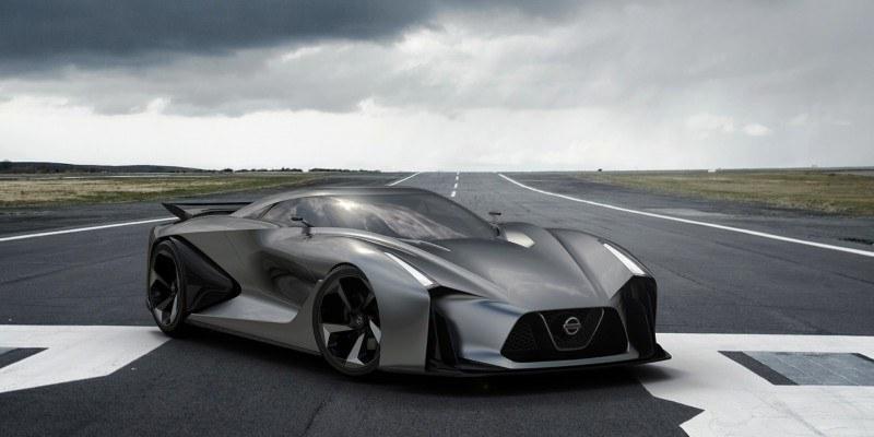Car-Revs-Daily.com Nissan NC2020 Vision Gran Turismo Makes Real-Life Debut at Goodwood FoS 59