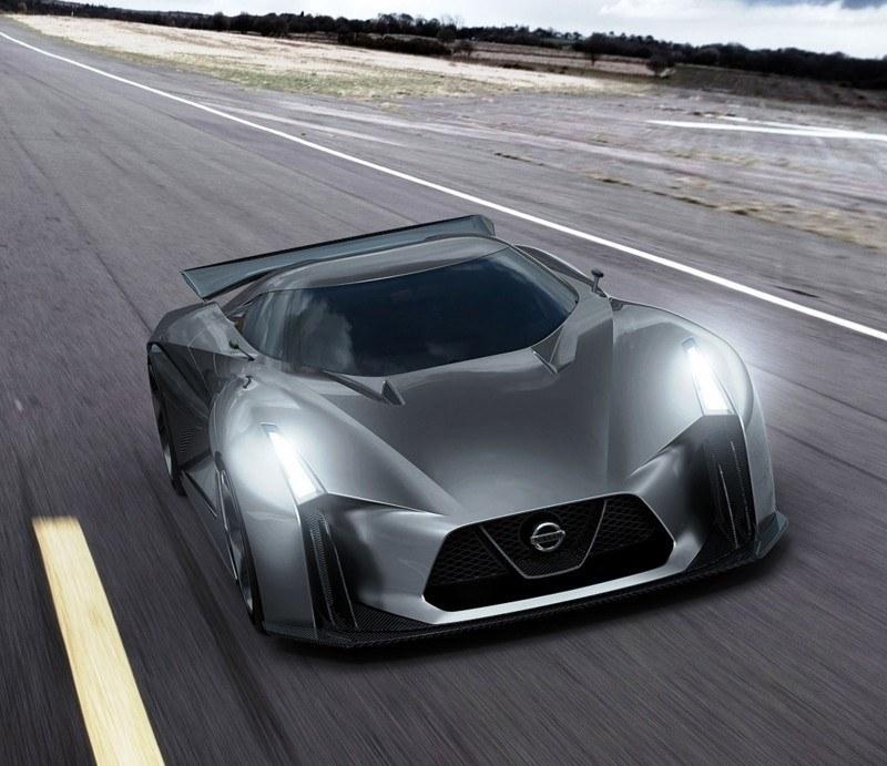 Car-Revs-Daily.com Nissan NC2020 Vision Gran Turismo Makes Real-Life Debut at Goodwood FoS 66