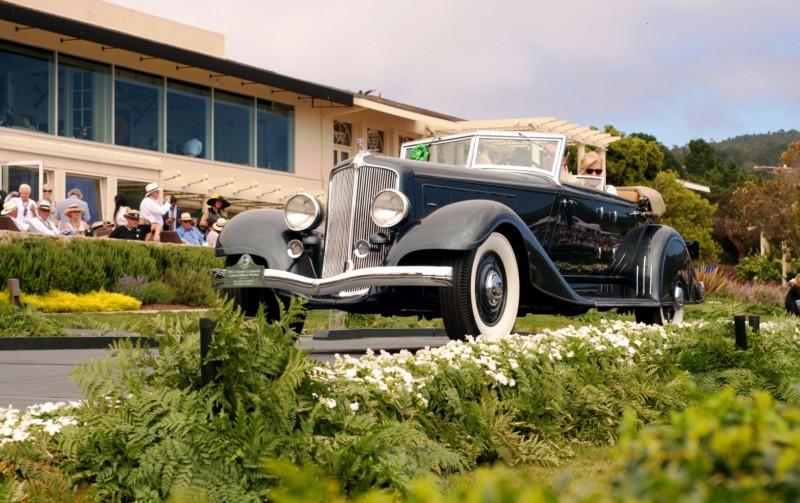 Car-Revs-Daily.com PEBBLE BEACH 2014 Concours - Award Winners Showcase by Entry Class 12