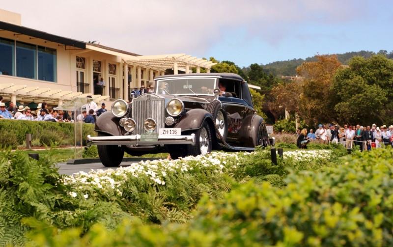 Car-Revs-Daily.com PEBBLE BEACH 2014 Concours - Award Winners Showcase by Entry Class 17