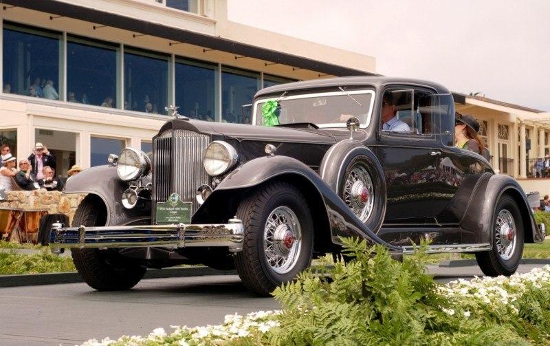 Car-Revs-Daily.com PEBBLE BEACH 2014 Concours - Award Winners Showcase by Entry Class 30