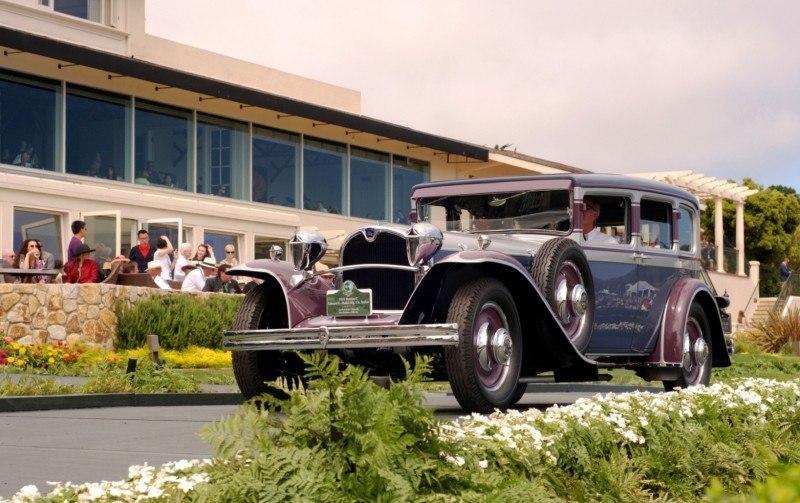Car-Revs-Daily.com PEBBLE BEACH 2014 Concours - Award Winners Showcase by Entry Class 36