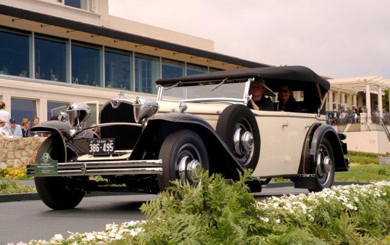 Car-Revs-Daily.com PEBBLE BEACH 2014 Concours - Award Winners Showcase by Entry Class 40